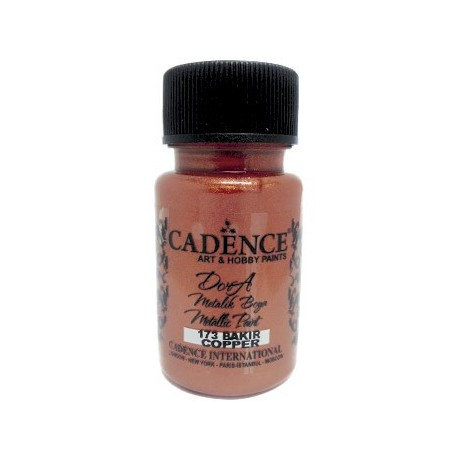 Dora Metallic Cadence COBRE 50ml.