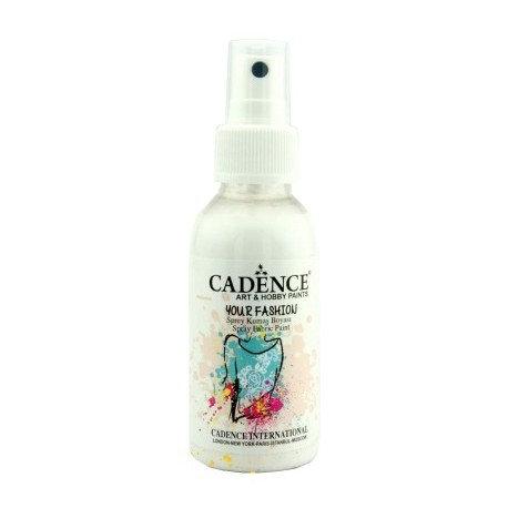 Spray Textil Cadence BLANCO 100ml.
