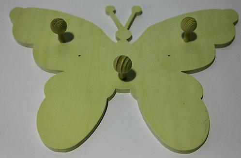 Percha mariposa abierta 50x37x1