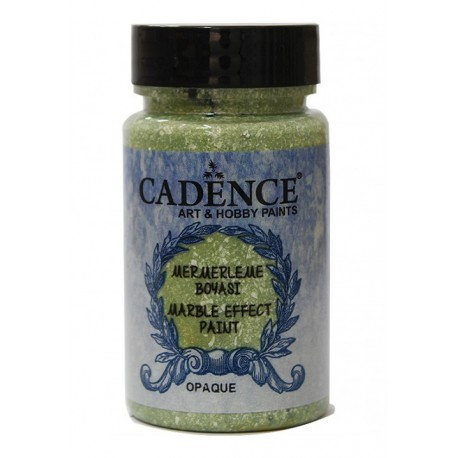 Efecto Mármol Verde 90ml. Marble Cadence