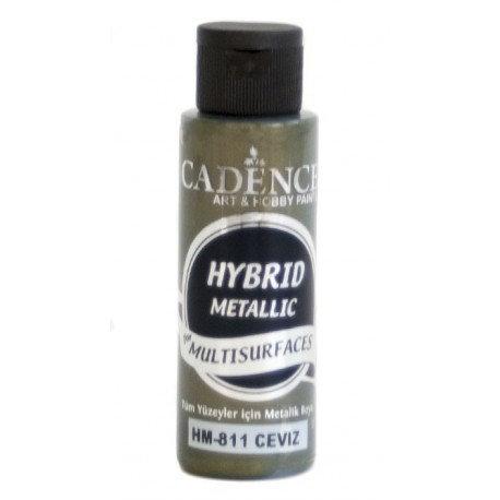 Nuez 70ml. Hybrid Metallic Cadence