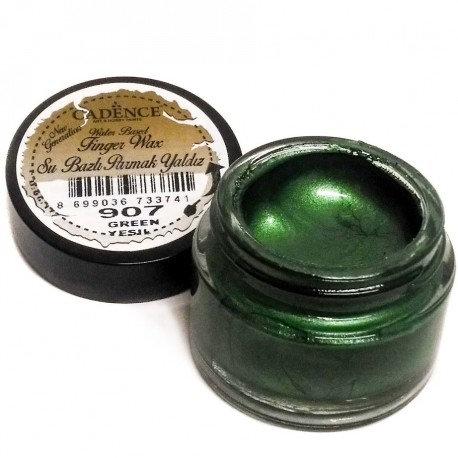 Dorado en crema VERDE 20ml. Finger Wax Cadence