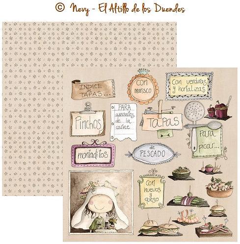 Ofelia en la Cocina 06