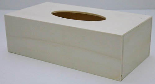 Caja pañuelos 25,5x7,5x14