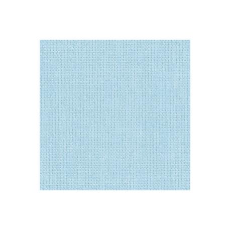 Tela Encuadernar Azul Bebé 105x50