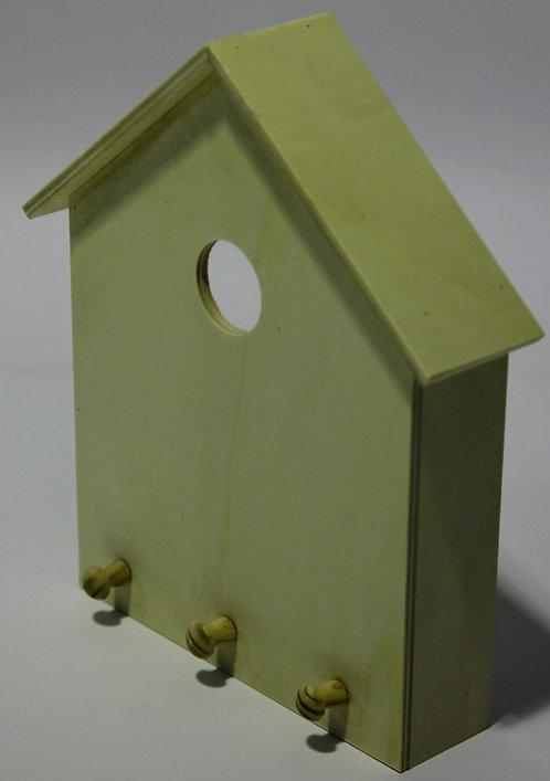 Casa colgador alta 21,5x25x5,5