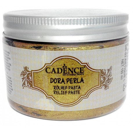 Pasta Dora Relief ORO150ml.