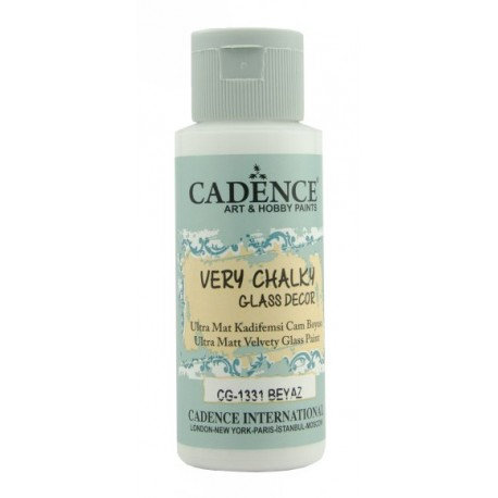 Chalky Cristal Cadence BLANCO 59ml.