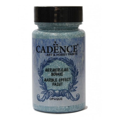 Efecto Mármol TURQUESA 90ml. Marble Cadence