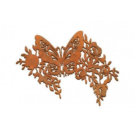 Mariposa primavera pequeña Siluetas DM12x15