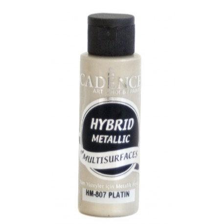 Platino 70ml. Hybrid Metallic Cadence