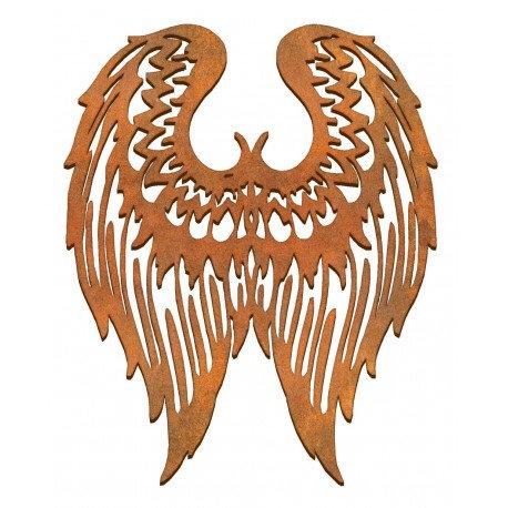 Alas de ángel Siluetas DM 15x12