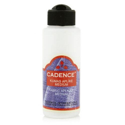 Medium Adhesivo Textil CADENCE 70ml. (kumas)