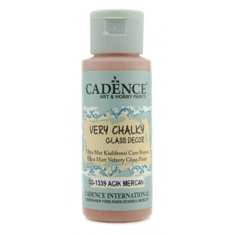 Chalky Cristal Cadence CORAL CLARO 59ml.