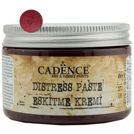 Pasta Distress CEREZA 150ml.