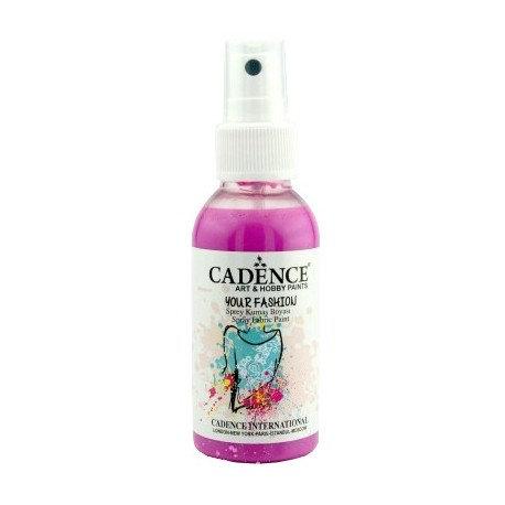 Spray Textil Cadence ROSA 100ml.