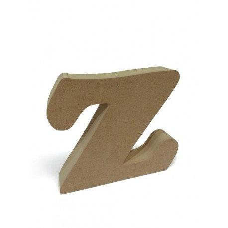Letra en DM Z pequeña 12x2,2