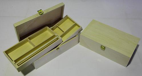 Caja joyero 29x8x15
