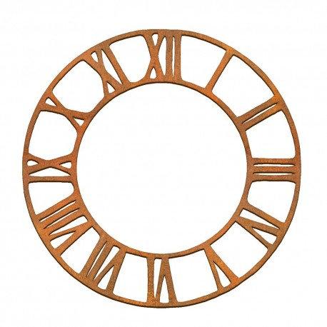 Esfera de reloj Silueta DM 10x10