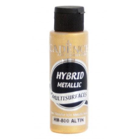 Oro 70ml. Hybrid Metallic Cadence