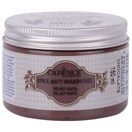 Pasta Shabby Chic CHOCOLATE 150ml.