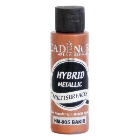 Cobre 70ml. Hybrid Metallic Cadence