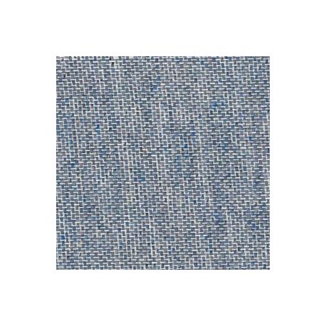 Tela Encuadernar Lino Azul 105x50