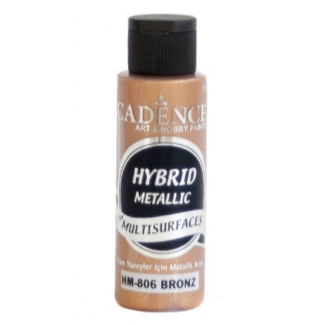 Bronce 70ml. Hybrid Metallic Cadence