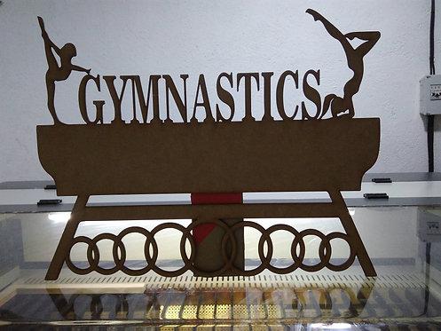 Medallero Gimnastics