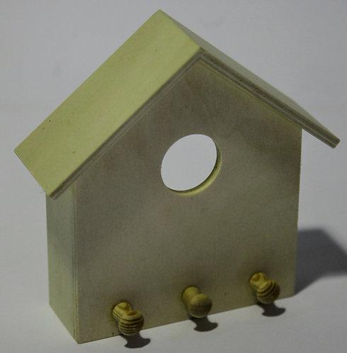 Casa colgador baja 16x16,5x5,5