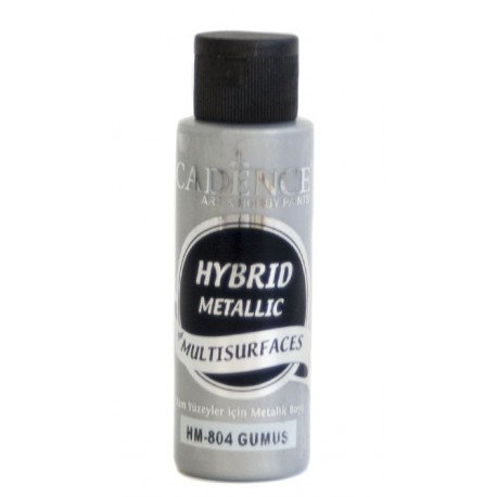 Plata 70ml. Hybrid Metallic Cadence
