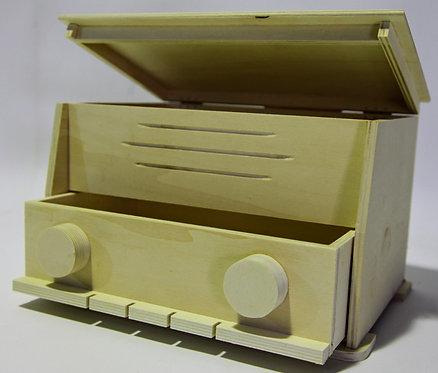 Caja radio 32,5x22x20
