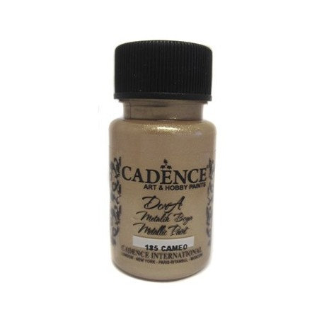Dora Metallic Cadende CAMEO 50ml.