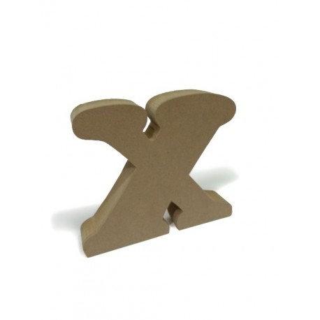 Letra en DM X 20x4