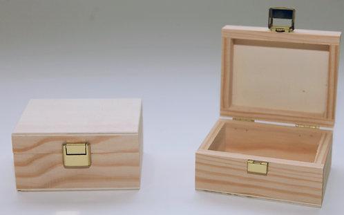 Caja cuadrada C 15x7x10