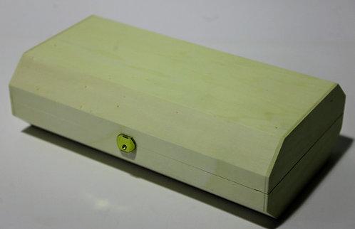 Caja multiusos octavada 32x10x19