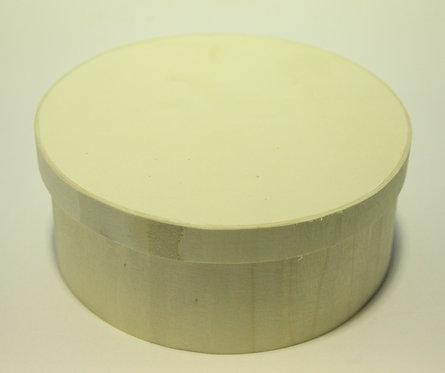 Caja redonda D 25x9x25