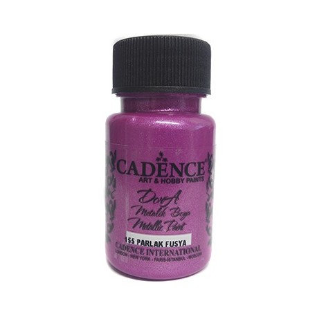 Dora Metallic Cadence FUCSIA BRILLANTE 50ml.