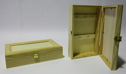 Caja llavero (porta foto) 17x27x6