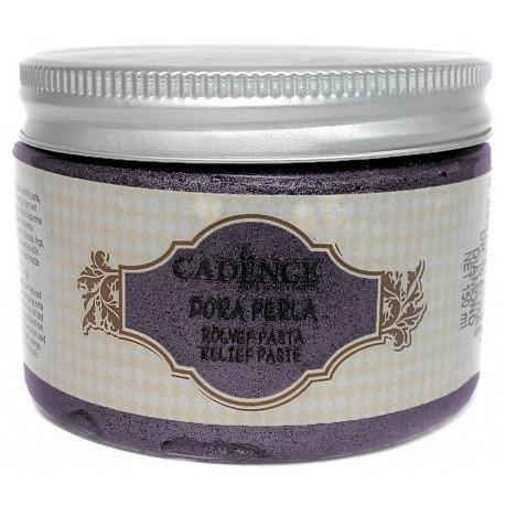 Pasta Dora Relief ORQUIDEA OSCURO 150ml.