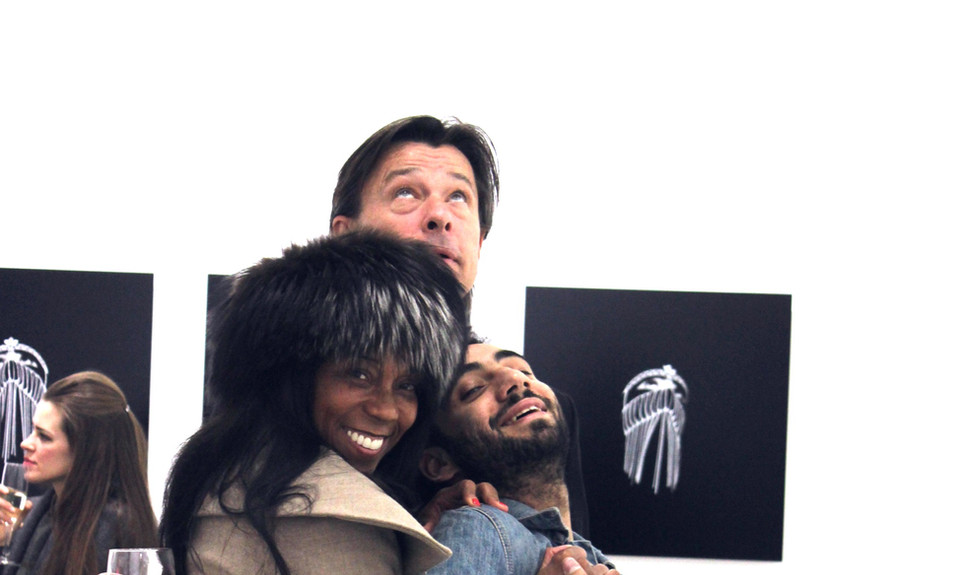 catherine-ahnell-gallery-mehdi-georges-lahlou-opening