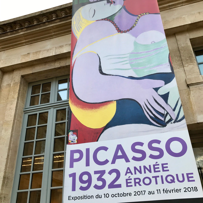 Do you have any idea of how many works Picasso produced?