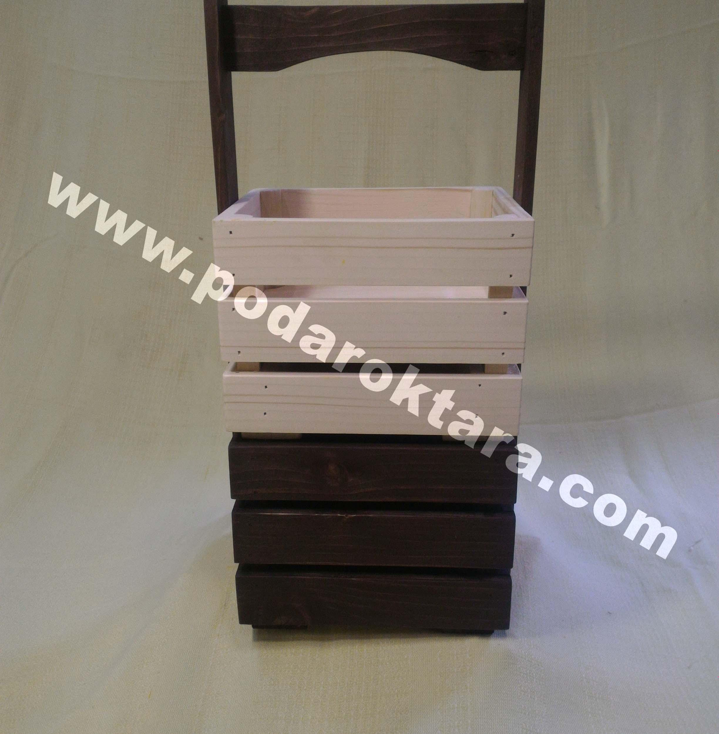 Ящик декоративный