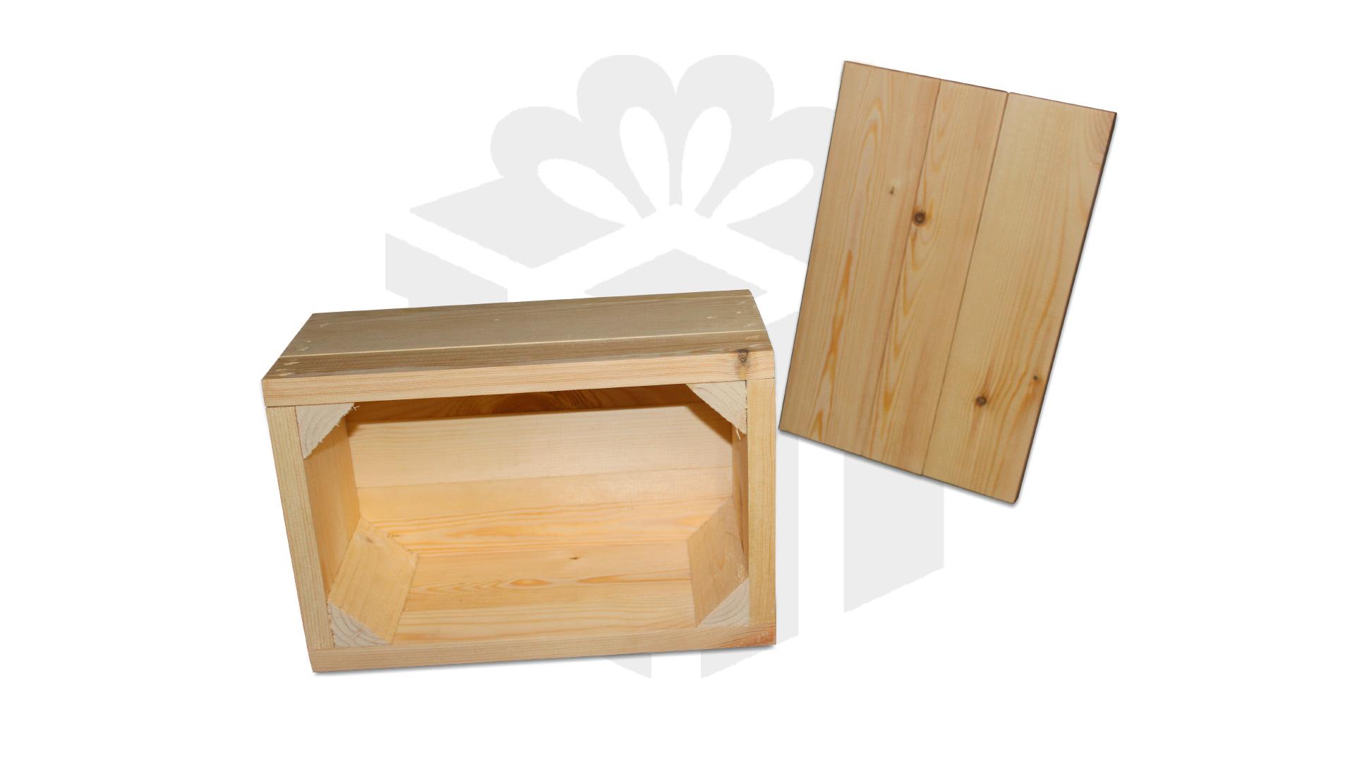 Ящик Деревянный Тип 2-2