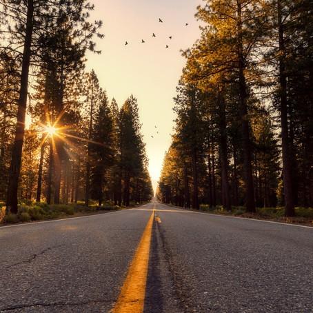 One Lane Up Ahead