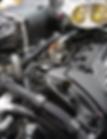 JE Engine Roush Component