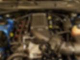 Dodge Challenger 5.7l V8 Hemi supercharger system