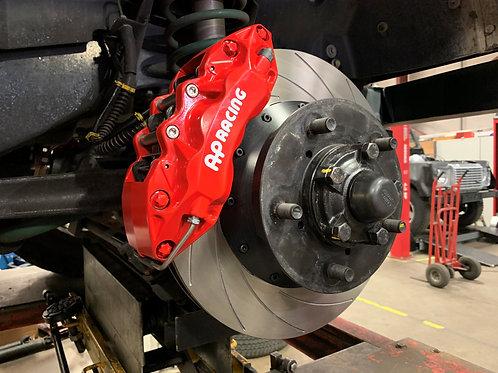 JE/AP Racing Brake Kit for Defender Front Axle