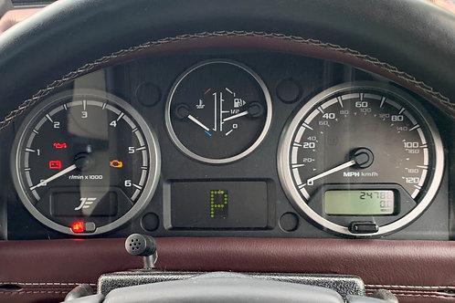 Gear Indicator Display
