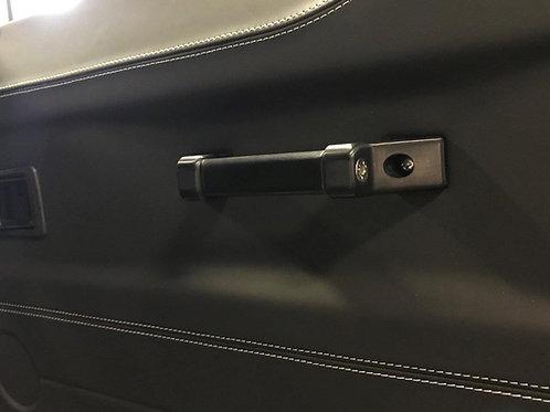 JE door handles and grab handles